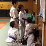 7月9日木曜日、出稽古で拳隆塾におじゃました。