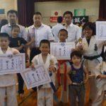 6月26日(日)、日本実践空手道連盟 極誠会主催の「ファイティングスピリット格闘技選手権大会」が開催されました。