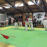 7月13日(水)、審判の講習、打ち合わせと出稽古に佐藤道場へ合同練習に参加させて頂きました。