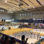12月4日(日)、「第18回一進会杯争奪西日本空手道選手権大会」に、士道館・別府道場より4名が出場いたしました。