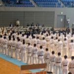 2018年4月22日(日)にべっぷアリーナにて「障害福祉チャリティ 第1回オープントーナメント大分県空手道選手権大会」が開催されました。