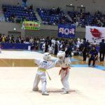 2018年5月13日(日)にべっぷアリーナにて「第10回 統一全日本空手道選手権大会 ~第12回JKJO全日本ジュニア空手道選手権大会・選抜指定大会~」が開催されました。