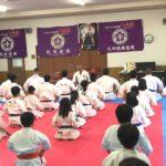 2019年5月19日(日)大道公民館にて昇級・昇段試験が開催されました。