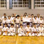 2019年10月13日(日)、愛媛県の西条市総合体育館にて「第 1 回日本強育空手道選手権大会」が開催されました。